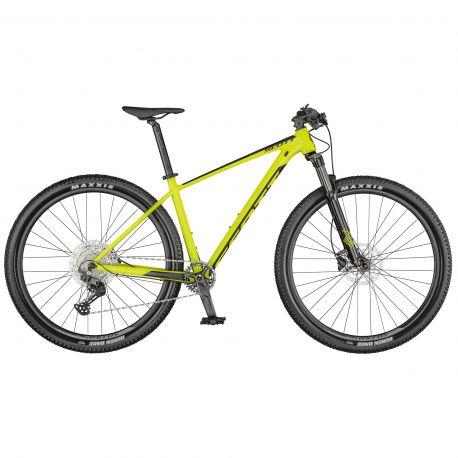Velo Scott Scale 980 yellow 2021 chez vélo horizon port gratuit à partir de 300€