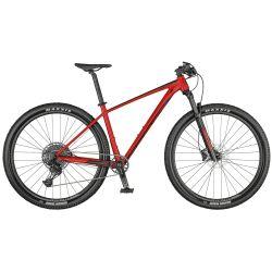 Velo Scott Scale 970 red 2021 chez vélo horizon port gratuit à partir de 300€