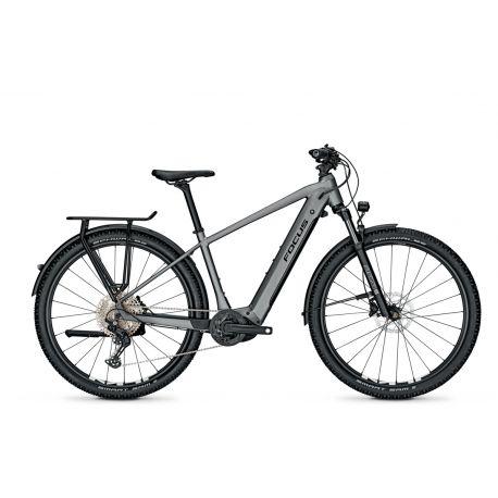 Velo electrique Focus Aventura2 6.8 2021 chez vélo horizon port gratuit à partir de 300€