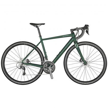Velo Scott Contessa Speedster Gravel 25 2021 chez vélo horizon port gratuit à partir de 300€