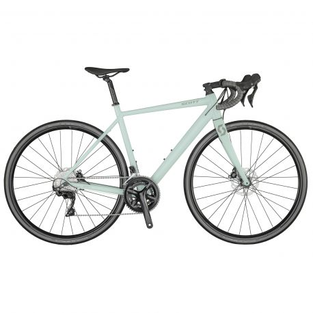 Velo Scott Contessa Speedster 15 disc 2021 chez vélo horizon port gratuit à partir de 300€