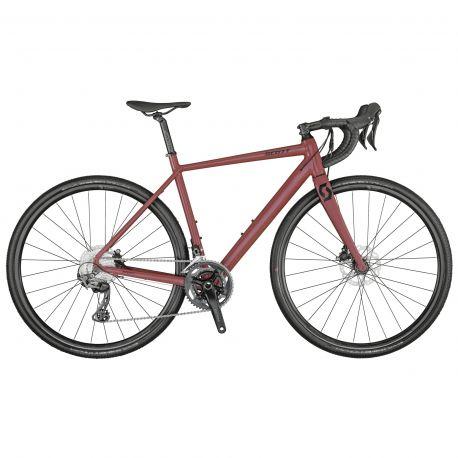 Velo Scott Contessa Speedster Gravel 15 2021 chez vélo horizon port gratuit à partir de 300€