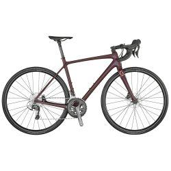 Velo Scott Contessa Addict 35 disc 2021 chez vélo horizon port gratuit à partir de 300€