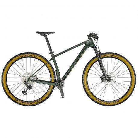 Velo Scott Scale 930 wakame green 2021 chez vélo horizon port gratuit à partir de 300€