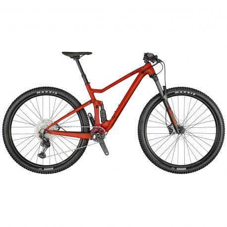 Velo Scott Spark 960 red 2021 chez vélo horizon port gratuit à partir de 300€
