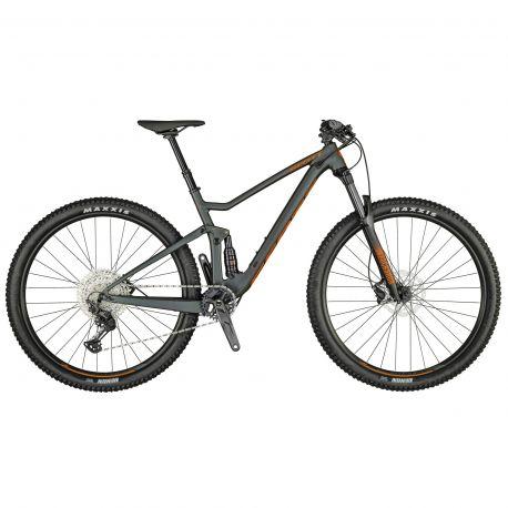 Velo Scott Spark 960 dark grey 2021 chez vélo horizon port gratuit à partir de 300€
