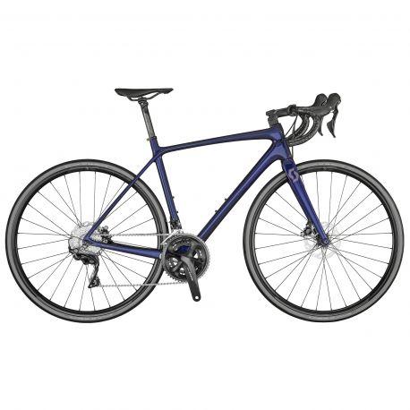 Velo Scott Contessa Addict 25 disc 2021 chez vélo horizon port gratuit à partir de 300€
