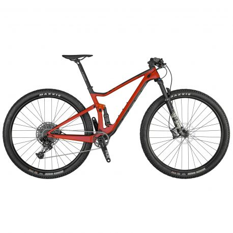 Velo Scott Spark RC 900 Comp red 2021 chez vélo horizon port gratuit à partir de 300€