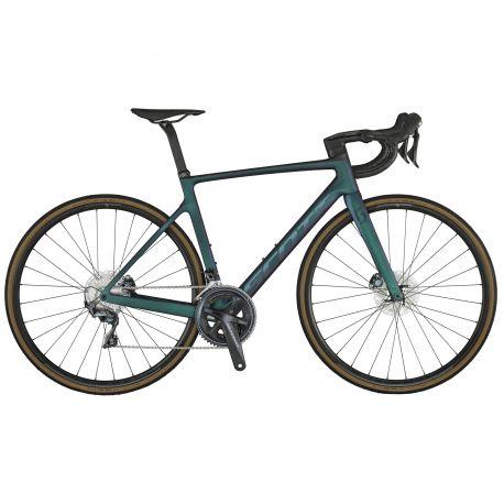 Velo Scott Addict RC 30 prism green purple 2021 chez vélo horizon port gratuit à partir de 300€