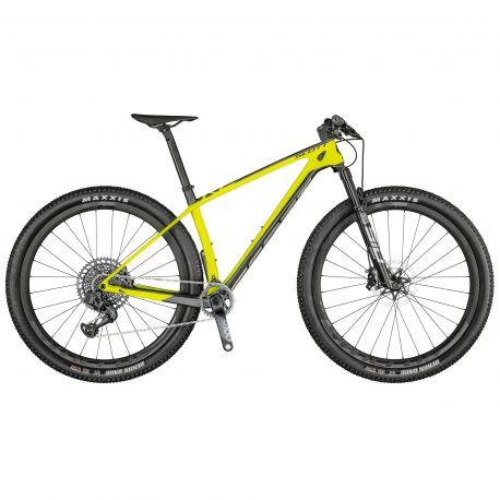 Velo Scott Scale RC 900 World Cup AXS 2021 chez vélo horizon port gratuit à partir de 300€