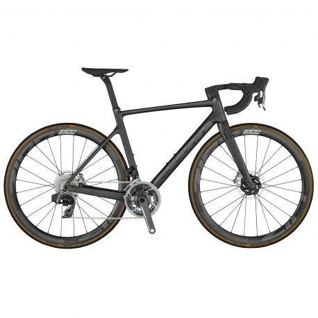 Velo Scott Addict RC Ultimate 2021 chez vélo horizon port gratuit à partir de 300€