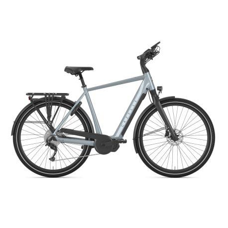 Velo electrique Gazelle Chamonix T10 HMS 2021 chez vélo horizon port gratuit à partir de 300€