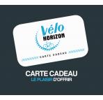 Carte Cadeau chez vélo horizon port gratuit à partir de 300€