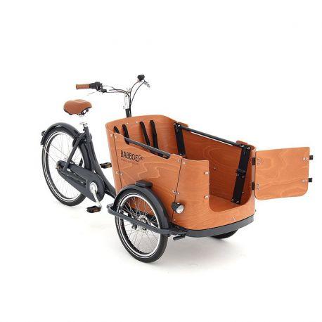 Triporteur Babboe Go chez vélo horizon port gratuit à partir de 300€