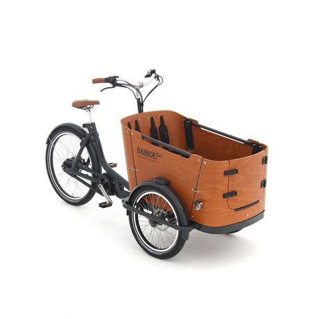 Triporteur électrique Babboe Mountain chez vélo horizon port gratuit à partir de 300€