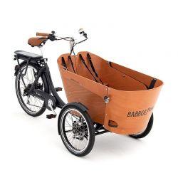 Triporteur électrique Babboe Flow-E chez vélo horizon port gratuit à partir de 300€