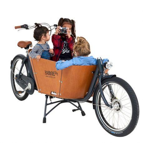 Biporteur Babboe City chez vélo horizon port gratuit à partir de 300€