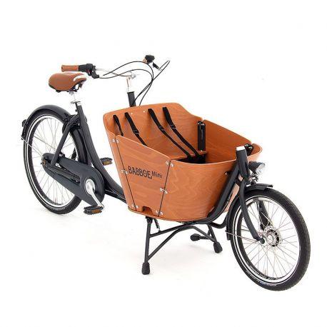 Biporteur Babboe Mini chez vélo horizon port gratuit à partir de 300€