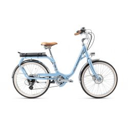 """Velo electrique Peugeot eLC01 moteur Central 24"""" /26"""" 2021 chez vélo horizon port gratuit à partir de 300€"""