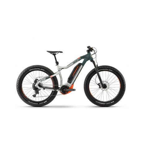 XDURO FatSix 8.0 500Wh 11-G NX Silver 2020 chez vélo horizon port gratuit à partir de 300€