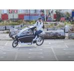 Capote pluie Family Urban Arrow chez vélo horizon port gratuit à partir de 300€
