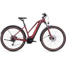 Cube Nuride Hybrid Performance Allroad 2022 chez vélo horizon port gratuit à partir de 300€