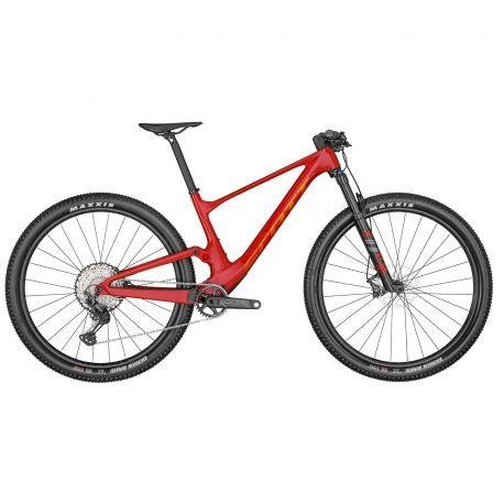 SCOTT SPARK RC TEAM RED 2022 chez vélo horizon port gratuit à partir de 300€
