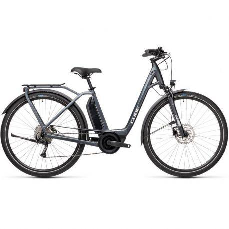 Cube Supreme Sport Hybrid ONE 500 iridium´n´grey chez vélo horizon port gratuit à partir de 300€