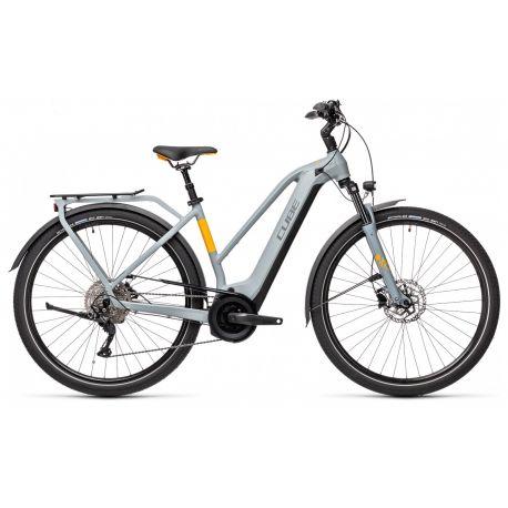 Cube touring hybrid pro 2021 chez vélo horizon port gratuit à partir de 300€