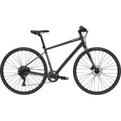 Vélo Cannondale Quick 4 2021 chez vélo horizon port gratuit à partir de 300€