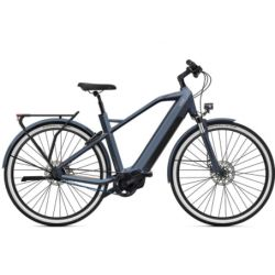 O2Feel iSwan City Boost 8.1 Man 2022 chez vélo horizon port gratuit à partir de 300€