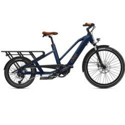 O2 Feel iSwan Equo cargo Boost 3.1 2022 chez vélo horizon port gratuit à partir de 300€