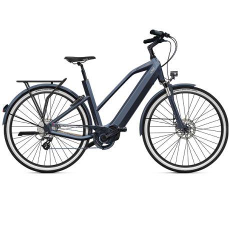 O2 Feel iSwan Urban Boost 6.1 2022 chez vélo horizon port gratuit à partir de 300€