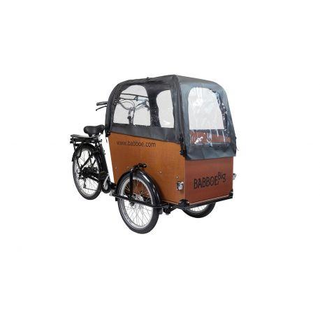 Babboe Tente de protection de pluie Big chez vélo horizon port gratuit à partir de 300€