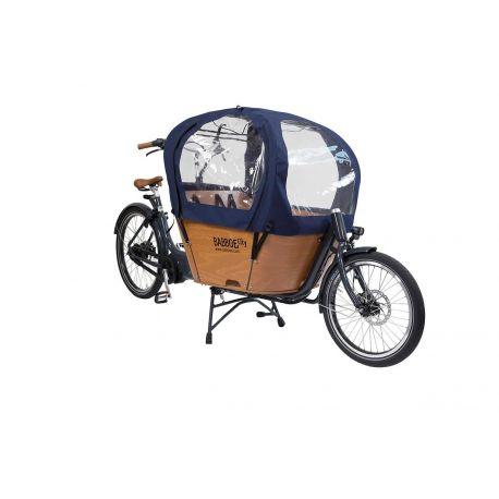 Babboe tente de protection de pluie city chez vélo horizon port gratuit à partir de 300€