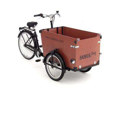 Babboe Dog chez vélo horizon port gratuit à partir de 300€