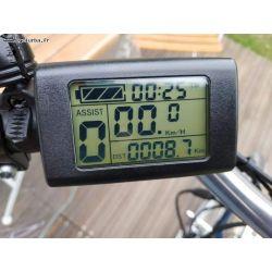 Display vélo électrique Néomouv digital central SW LCD 48v chez vélo horizon port gratuit à partir de 300€
