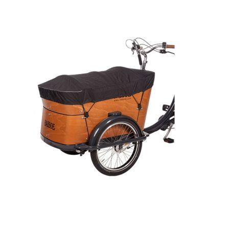 Babboe bâche de protection noir chez vélo horizon port gratuit à partir de 300€