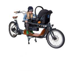Babboe Steco support de maxi cosi chez vélo horizon port gratuit à partir de 300€