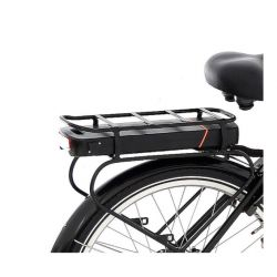 Babboe porte-bagages QWIC chez vélo horizon port gratuit à partir de 300€