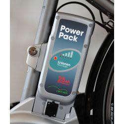 Batteries pour moteur Panasonic 26V chez vélo horizon port gratuit à partir de 300€
