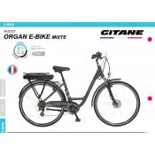 Organ E-Bike Gitane 2015