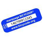 Marquage BicyCode chez vélo horizon port gratuit à partir de 300€