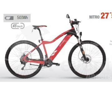 """BH Nitro 27.5"""" chez vélo horizon port gratuit à partir de 300€"""