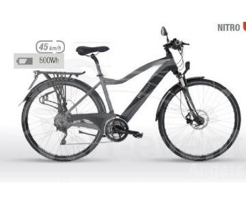 BH Nitro City 2016 chez vélo horizon port gratuit à partir de 300€
