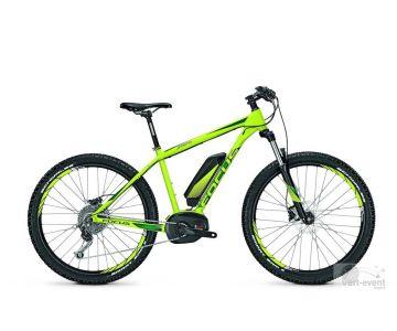 Focus Jarifa Plus Bosch 2017 chez vélo horizon port gratuit à partir de 300€