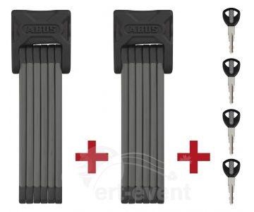 Pack Antivol BORDO 6000 TwinSet