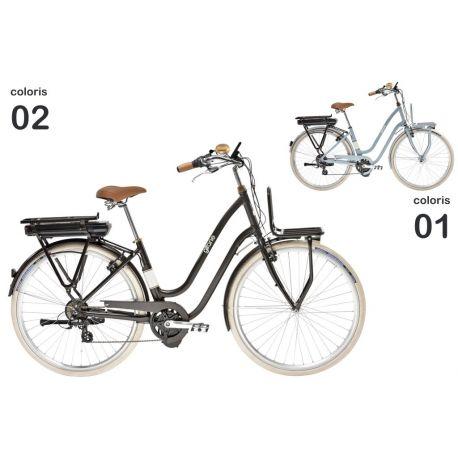 Gitane e-Classic eGoing Central D7 2017 chez vélo horizon port gratuit à partir de 300€