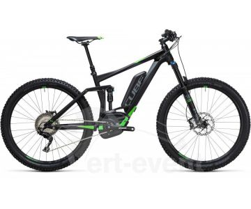 Cube Stereo Hybrid 140 HPA Race 500 27.5 2017
