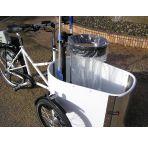 Triporteur Nihola Propreté Urbaine chez vélo horizon port gratuit à partir de 300€